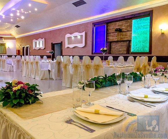 restoran za venčanja u beogradu